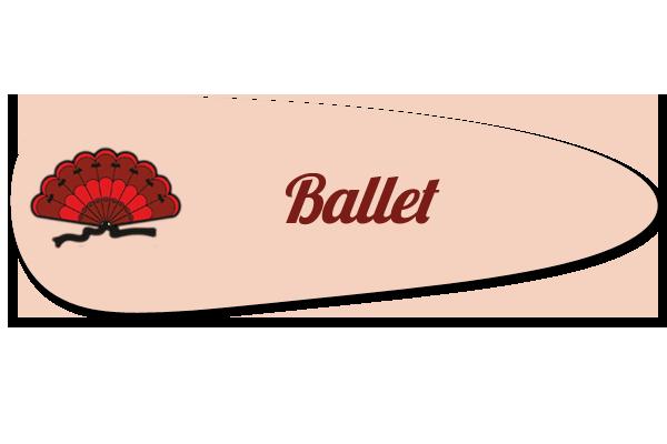 Disciplina Ballet Academia de Danza Abanicos