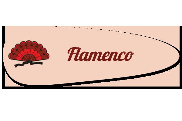 Disciplina Flamenco de Danza Abanicos