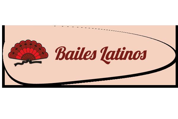 Disciplina Bailes Latinos Academia de Danza Abanicos