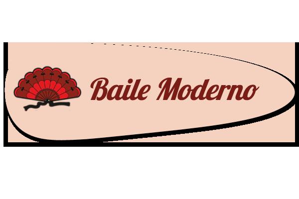 Disciplina Baile Moderno Academia de Danza Abanicos